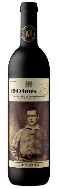 19 Crimes Red Blend 2017