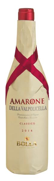 Bolla Amarone della Valpolicella DOC Classico 2014